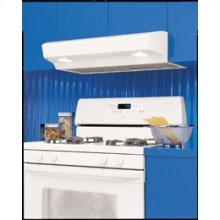 30-Inch Whirlpool Gold® Convertible Range Hood