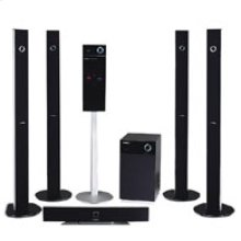Premium Home Theater with Powered Sub, SACD playback