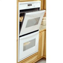 30-Inch Whirlpool Gold® Double Built-In Oven, Self Cleaning Upper And Lower Oven With Hidden Auto Latch