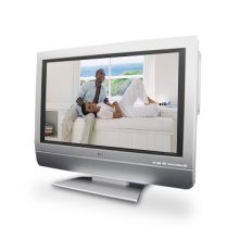 "23"" Diagonal TheaterWide® LCD HD Monitor Television with Built-in DVD Player"