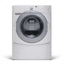 Maytag® Epic® Front Load Washer (This is a Stock Photo, actual unit (s) appearance may contain cosmetic blemishes. Please call store if you would like actual pictures). This unit carries our 6 month warranty, MANUFACTURER WARRANTY and REBATE NOT VALID with this item. ISI 34524