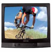 "27"" Stereo TV with DVD Component Input and Digital Comb Filter"