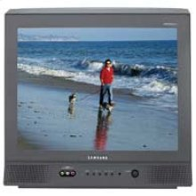 """27"""" Flat Stereo Television with DVD Component Video Input"""