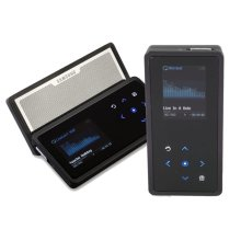 2GB Audio Player with Built-in Speakers