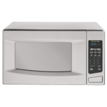1.8 Cu. Ft. Capacity 1,100 Watts Countertop Microwave(Stainless Steel)