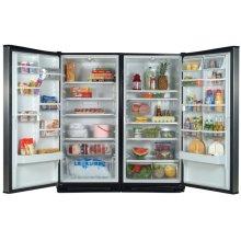 35.4 Cu. Ft. SideKicks Refrigerator/Freezer