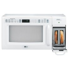 Combination Microwave and Toaster