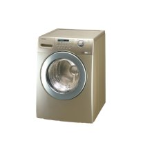 3.79 cu.ft High Efficiency Front Load Washer with Champagne body.