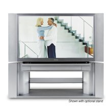 "52"" Diagonal 16:9 Integrated HD DLP™ Projection TV with HDMI™"