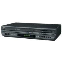 DVD/Hi-Fi VHS VCR Combination