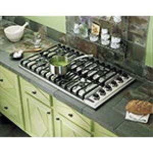 "Professional Series Gas Cooktops 30"" and 36"" Widths"