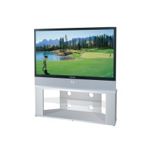 """56"""" Widescreen Table top HDTV with Built-In HD Tuner"""