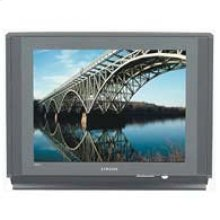 "32"" DynaFlat™ HDTV Monitor High Definition Monitor with 1080i Input"