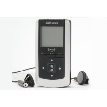 XM Ready® Digital Audio Player - with 25 hr.* XM programming capability