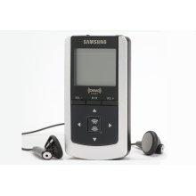 XM Ready® Digital Audio Player - with 25 hr.* XM programming capability