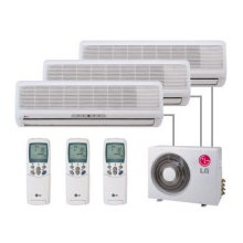 Wall Mounted -Tri Zone(Cooling Only) Contacts : 1-800-243-0000