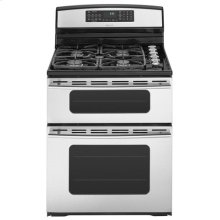 """Jenn-Air® Dual Fuel 30"""" Double Oven Free Standing Range"""