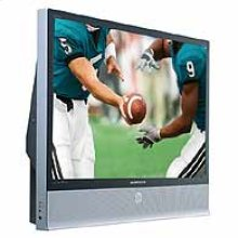 """46"""" Widescreen HDTV with Digital Cable Ready Tuner"""