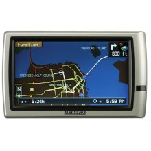 5 Inch Wide Screen (16:9) Color TFT LCD Navigation Monitor with Built-In Speaker