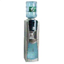 Water Dispenser with Storage Compartment