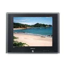 """24"""" DynaFlat™ Stereo TV with DVD Component Input"""