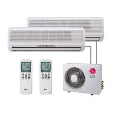 Wall Mounted Dual- Zone (Heat Pump) Contacts : 1-800-243-0000
