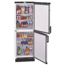 SUMMIT VKS670 is a large capacity two door all refrigerator with automatic defrost and two external thermometers.  It has solid construction designed for years of reliable service and is frequently sought out by medical, institutional and scientific markets.
