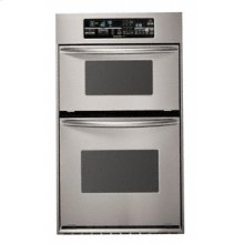 1.4 Cu. Ft. Microwave 3.3 Cu. Ft. Ultima Cook™ Specialty Lower Oven Architect® Series Oven/Microwave Combination 27 in. Width(Stainless Steel)