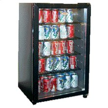 125 Can (12 oz.) Capacity with Automatic Interior Light