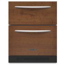 Architect® Series Panel Ready 5.3 Cu. Ft. 27 in. Width Drawer Refrigerator