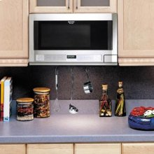 over the counter microwave oven