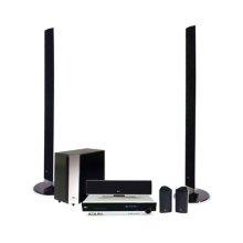 1000 Watt 5-Disc DVD Player XM® Satellite Radio-Ready Home Theater System