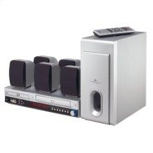 300W DVD/Hi-Fi VCR Home Theater in a Box