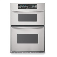 1.4 Cu. Ft. Microwave 3.7 Cu. Ft. Ultima Cook™ Specialty Lower Oven Architect® Series Oven/Microwave Combination 30 in. Width(Stainless Steel)