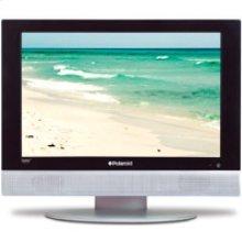 "19"" HD-Ready Wide-Screen LCD TV/DVD Combo"