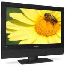 "40"" HD LCD TV with ATSC/NTSC Tuner"