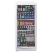 SUMMIT FFAR10GLTB offers 10.3 c.f. of storage; is automatic defrost, and features a static (no fan) defrost system, ideal for many medical and food applications. Easy to fit with door shelves and glass door with towel bar handle.