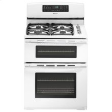 "Jenn-Air® Dual Fuel 30"" Double Oven Free Standing Range"