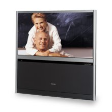 """57"""" Diagonal TheaterWide® Integrated HD Projection TV"""