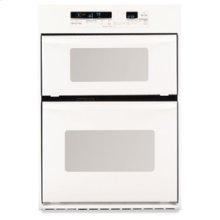 1.4 Cu. Ft. Microwave 3.7 Cu. Ft. True Convection Lower Oven Oven/Microwave Combination 30 in. Width(White)