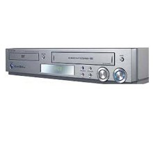 Hi-Def Conversion DVD/VCR Player