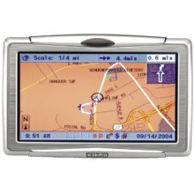 7 Inch Wide Screen (16:9) Color TFT LCD Navigation Monitor with Built-In Speaker