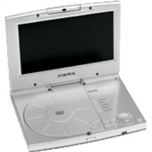 "8"" Ultra Slim 16:9 Personal DVD Player"