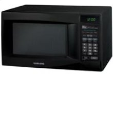 1.4 cu. ft. Family size Microwave Oven-Black.