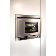 White-on-White 22.1 Cu. Ft. Whirlpool Gold® Bottom-Freezer Refrigerator ENERGY STAR® Qualified