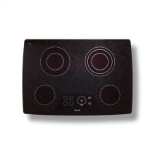 """30"""" BLACK CERAMIC ELECTRIC TOUCH CONTROL COOKTOP"""