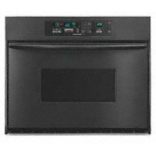 3.1 Cu. Ft. True Convection Single Oven 24 in. Width(Black)