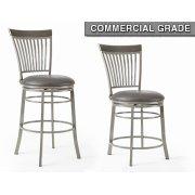 "Milo Swivel Bar Chair 20""x23""x47"" Product Image"