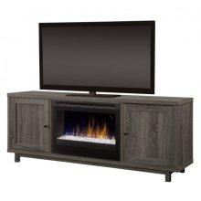 Jesse Media Console Electric Fireplace