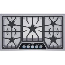 "36"" Masterpiece® Series Gas Cooktop"